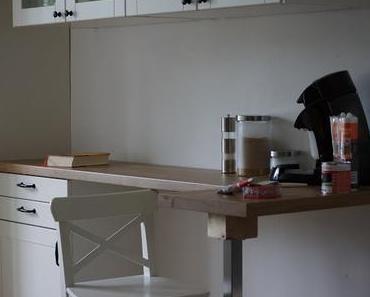"""""""Unterricht"""" in der Küche"""
