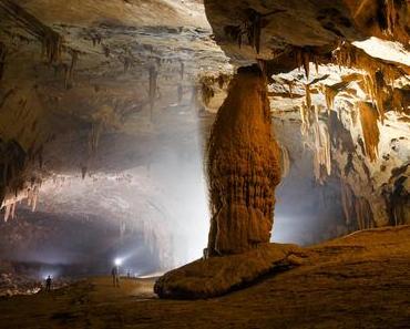 Neu entdeckte Höhlen in Quang Binh öffnen für Besucher