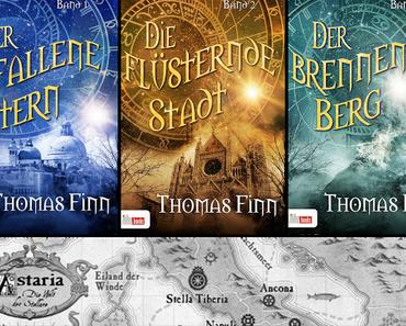 Die Wächter von Astaria von Thomas Finn - endlich als eBooks!
