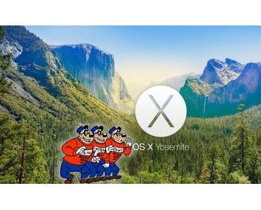Ein Einzeiler verschafft unter Apples Mac Root-Rechte