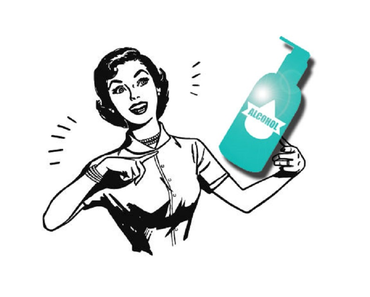 Kölnisch-Wasser-Alkoholismus – Als Frau zur Flasche griff