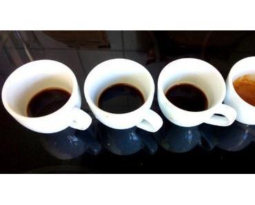 Espresso zu Hause