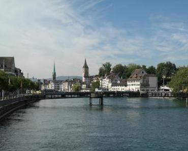 """Mit """"Low Budget"""" günstig durch Zürich"""
