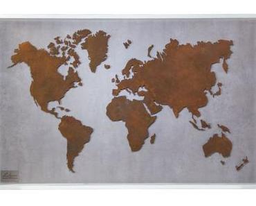 Custom made maps – by Lohaus Design-Manufaktur – jetzt auch auf Mallorca!