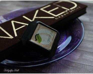 Urban Decay Naked 1 vs. Makeup Revolution Iconic 1