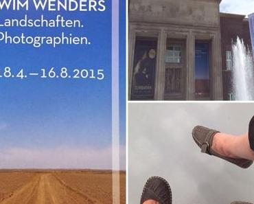 """Ich liebe Photo-Ausstellungen – oder – Düsseldorf zeigt """"Wim Wenders – Landschaften. Photographien"""
