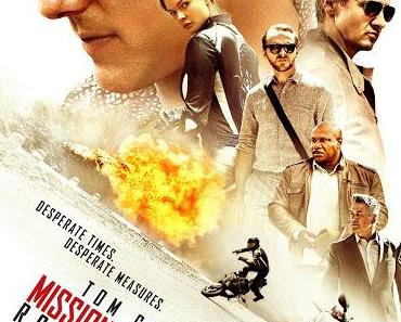 Review: MISSION: IMPOSSIBLE - ROGUE NATION - Jammern auf hohem Niveau