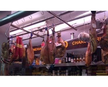 Auf dem Markt von Santiago