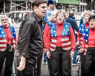 Tag des Kanons – der amerikanische Rounds Resounding Day
