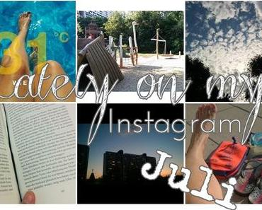 Lately on my Instagram: Juli 2015