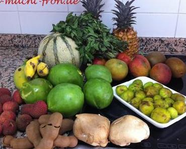 Wieviel kostet das Früchte-Paradies?