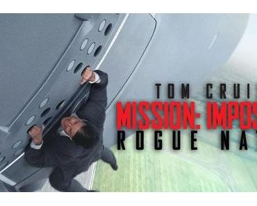 "Wie man das Unmögliche möglich macht - Tom Cruise in ""Mission Impossible - Rogue Nation""!"