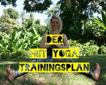 Good Vibes Only! Das Fazit der Five for Summer zum HIIT YOGA Trainingsplan!