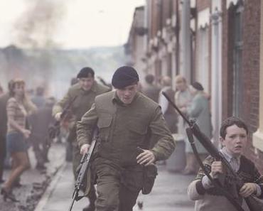"Allein unter Feinden - Hexenkessel Belfast in ""´71""!"