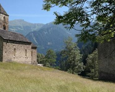 Via Spluga – Etappe 1: Von Thusis bis Zillis