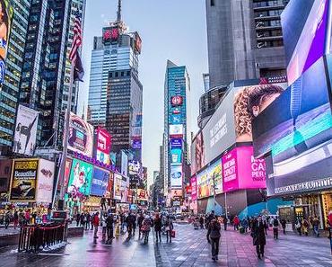 Faszination Times Square