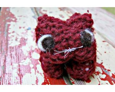 crafting friday - Katzen sind zum Liebhaber da - eine Anleitung (a tutorial)