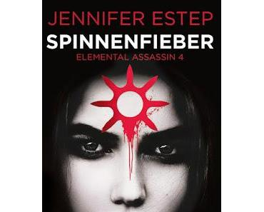 {Rezension} Jennifer Estep -Spinnenfieber