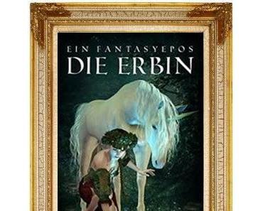 """[Rezension] """"Die Erbin: Ein Fantasyroman"""" von J.J. Blackwood"""