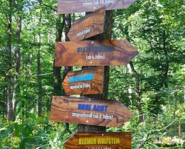 Kletternspaß garantiert in Bad Marienberg