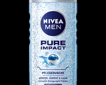 NIVEA Men Pure Impact Pflegedusche