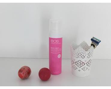 eos Shave Cream Review | Rasiertipps für den Sommer