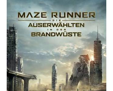 Coming Attractions: Neuer Trailer zu «Maze Runner - Die Auserwählten in der Brandwüste» und erster Teaser zu «Westworld» von HBO