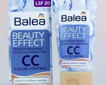 Balea Beauty Effect CC Color Control Cream