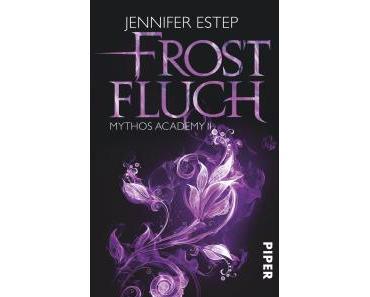 Frostfluch- Jennifer Estep
