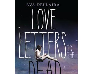 {Rezension} Ava Dellaira - Love Letters to the Dead