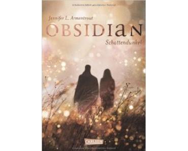 [Rezension] Obsidian – Schattendunkel von Jennifer L. Armentrout