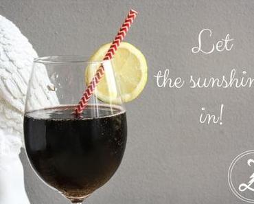 Sommerendspurt – 6 leckere Sommergetränke mit 5 Zutaten oder weniger