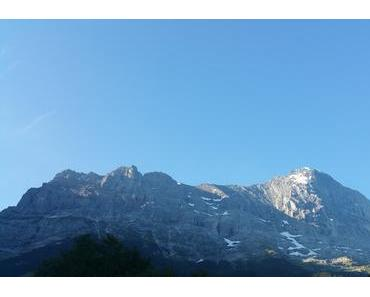 {Outdoor} Salewa get Vertical - Grindelwald Schweiz - Teil 1