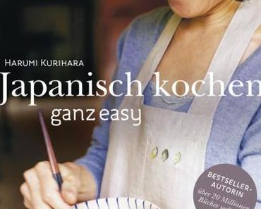 Kochbuch-Rezension: Japanisch Kochen ganz easy – Harumi Kurihara