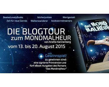 Blogtour: Das Mondmalheur | Autoreninterview mit Anette Kannenberg