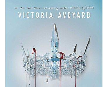 Waiting on Wednesday #17 – Glass Sword (Red Queen #2)