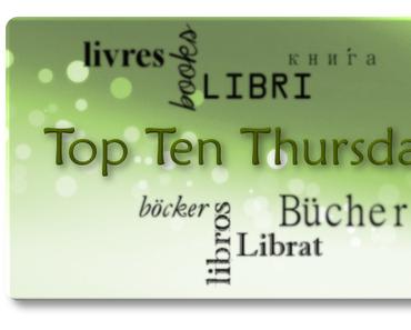[Aktion] Top Ten Thursday #54