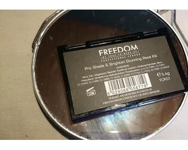 Stunning Rose Kit - Freedom Make up