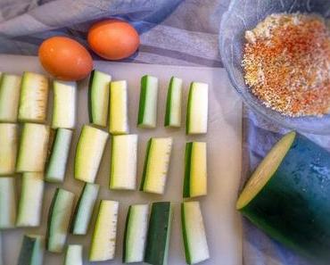 Sommer-Beilage: Zucchetti-Pommes-Frites aus dem Ofen