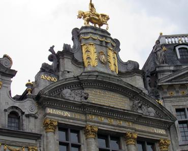 Brüssel ist ein Mode, Antik und Vintage Paradies