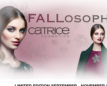 "Preview: CATRICE ""FALLosophy"" Limited Edition"