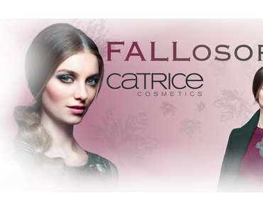 """Limited Edition """"FALLosophy"""" by CATRICE"""
