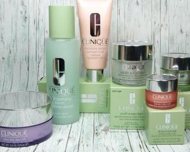 Meine aktuelle parfümfreie Gesichtspflegeroutine mit CLINIQUE