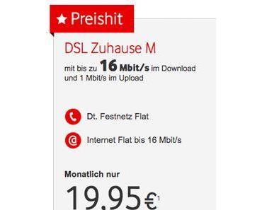 DSL-Störung bei Vodafone in Lüdinghausen