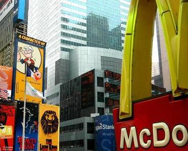 Die Horror Zutaten bei McDonald's (Kein Wunder, dass wir krank werden!)