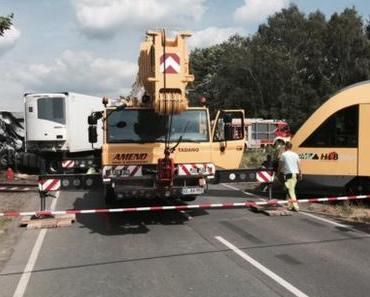 Verkehrsunfall  Dammhusener Chaussee Wismar