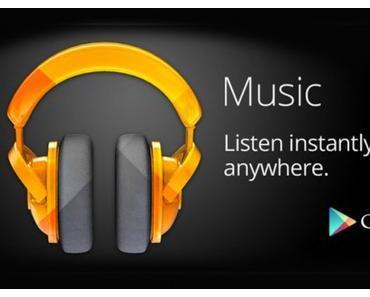 Google Play Musik : Ab sofort auch mit kuratierten Playlisten