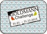 [Goldmann-Challenge 2015] 8. Monat - Lesefortschritt