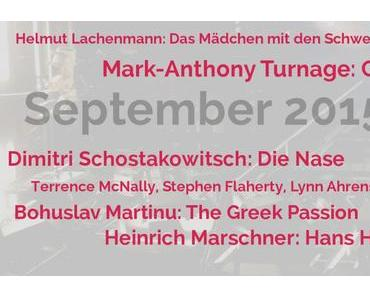 Tipptopp Theatertipps – September 2015
