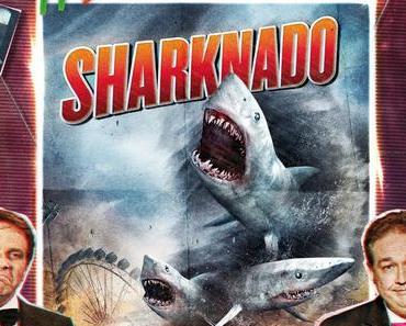 DVD-Rezension + Gewinnspiel: SchleFaZ #1 – Sharknado